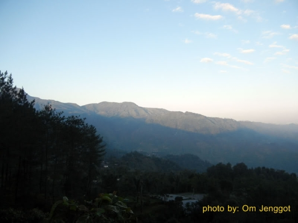 Pegunungan Serayu Utara