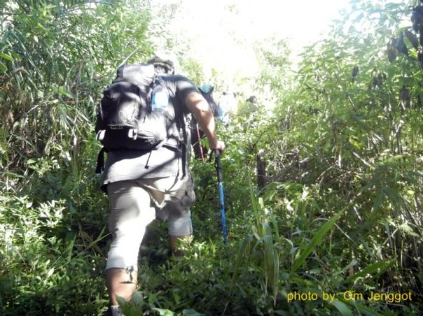 Mulai Pendakian